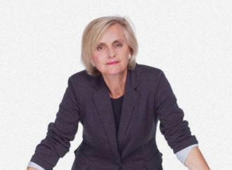 Geneviève Delrue, journaliste à RFI, présidente de l'Ajir