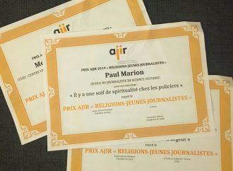 Prix Ajir 2020: voici les résultats